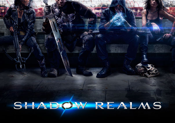 Shadow Realms Game Profile Banner