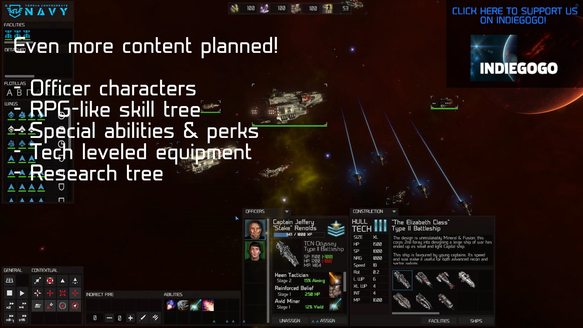Shallow Space: Insurgency Indiegogo Preview
