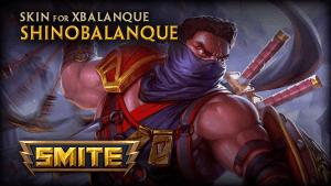 SMITE: Shinobalanque Xbalanque Skin Post Thumbnail