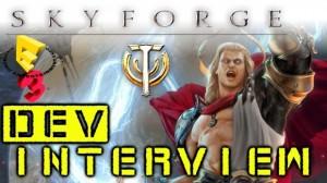Skyforge - E3 Dev Interview Video Thumbnail