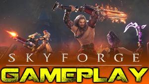 Skyforge Gameplay Video Homepage