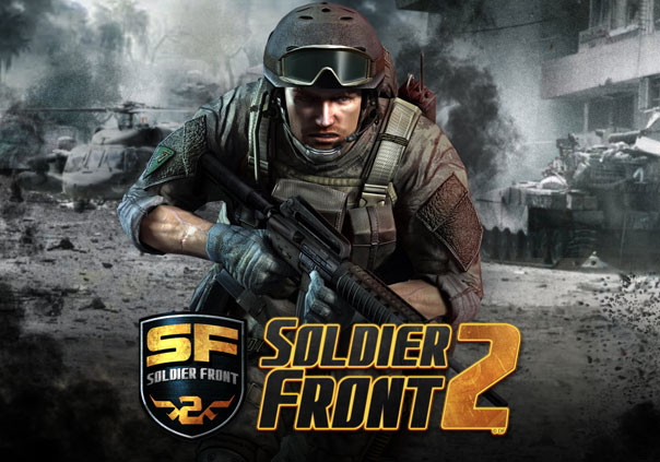 Soldier Front 2 Game Profile Banner