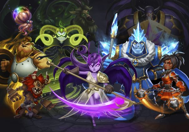 Spirit Lords Main Image