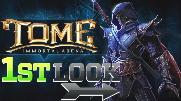 Tome: Immortal Arena – First Look Video Thumbnail