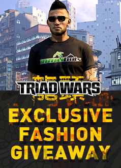 Triad Wars Exclusive MMOHuts Branded Fashion Giveaway