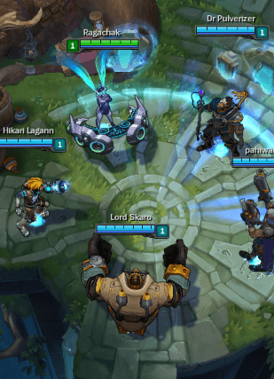 League of Legends: URF Mode Review Post Thumbnail