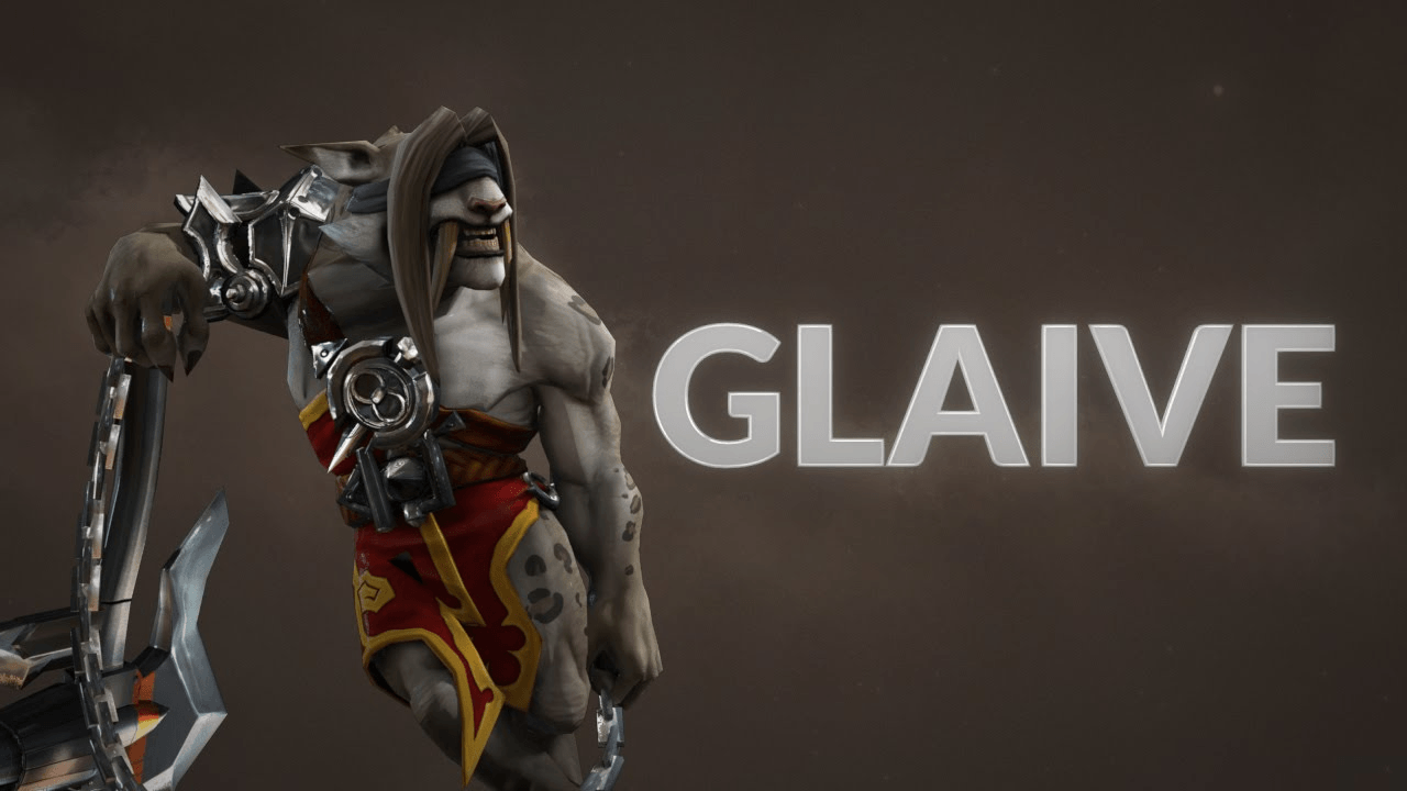 Vainglory Glaive Hero Spotlight Video Thumbnail