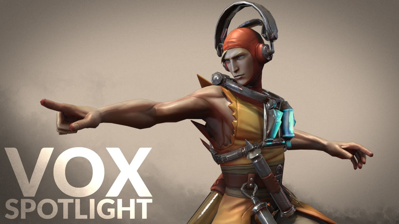 Vainglory: Vox Hero Spotlight Video Thumbnail
