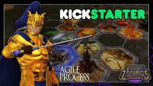 Visions of Zosimos: Agile Process Video Thumbnail