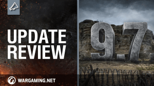 World of Tanks Update 9.7 Review Video Thumbnail