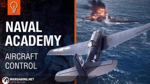 World of Warships Naval Academy: Aircraft Control Video Thumbnail