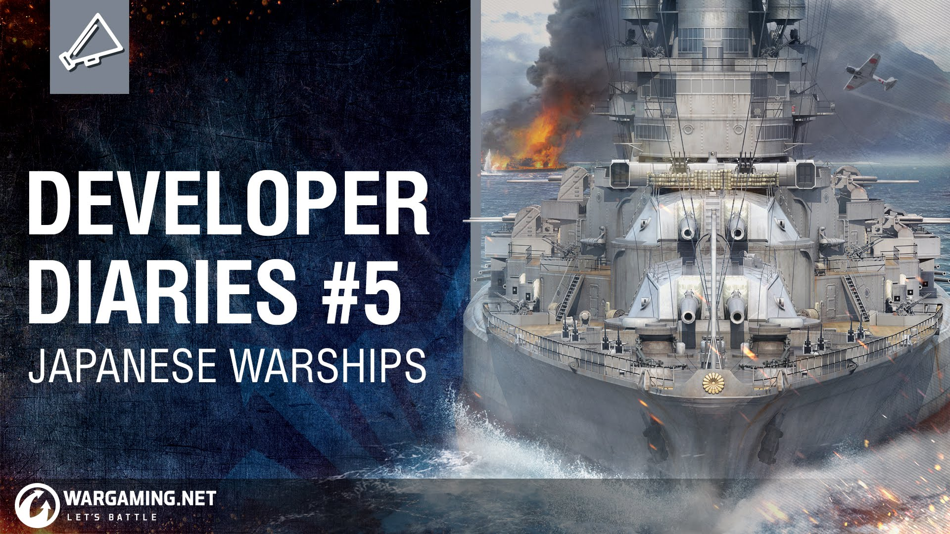 World of Warships Developer Diaries: Japanese Warships Video Thumbnail