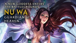 Smite God Reveal - Nu Wa, Guardian of Heaven Video Thumbnail