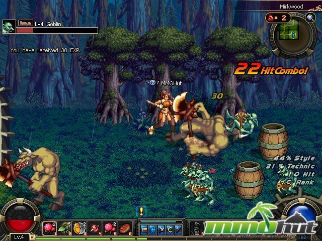 Dungeon Fighter Online Review Screenshot
