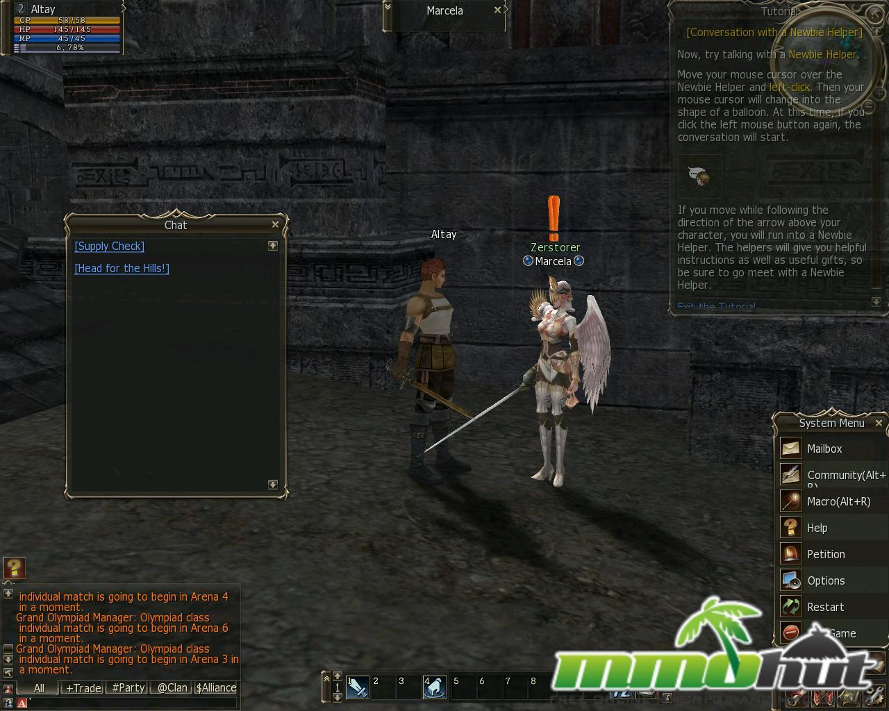 Lineage 2 Review Screenshot