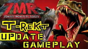ZMR - T-Rekt Update Gameplay + Convergence Video Thumbnail