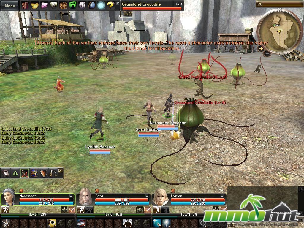 Granado Espada Online Screenshot