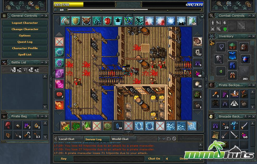 Tibia Review