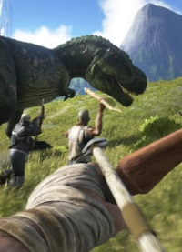 Open-World Dinosaur Adventure ARK: Survival Evolved Announced Post Thumbnail