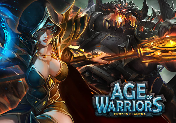 Age of Warriors Game Profile Banner