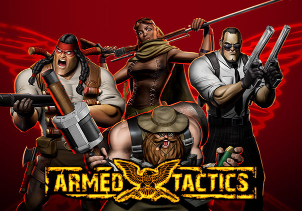 Armed Tactics Game Profile Banner