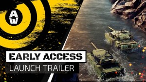 Armored Warfare Early Access Launch Trailer Thumbnail