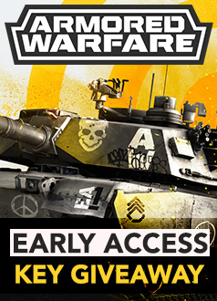 Armored Warfare Early Access Giveaway