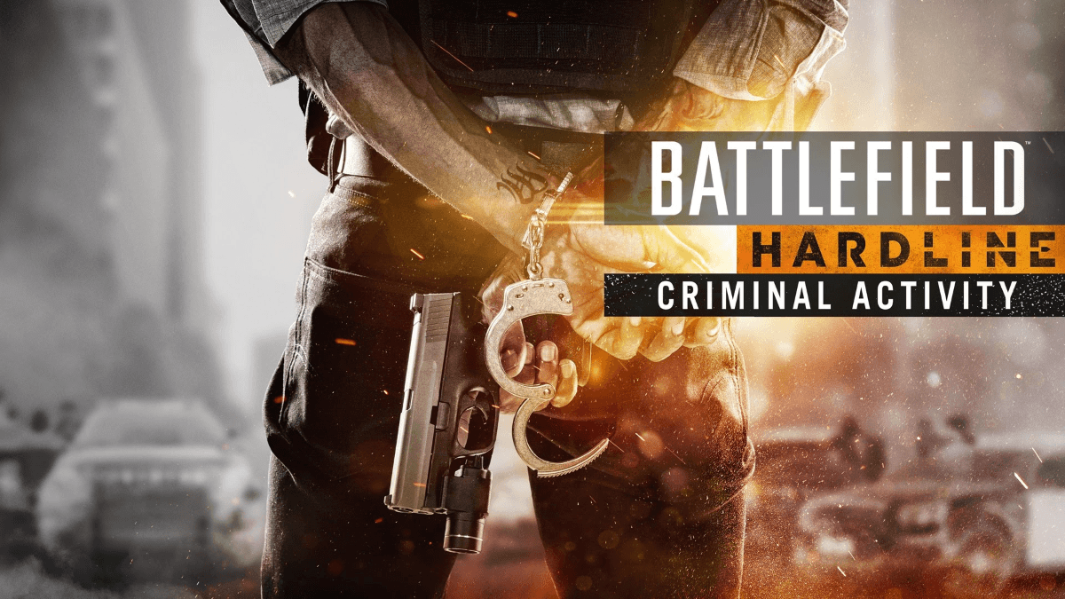Battlefield Hardline: Criminal Activity Reveal Trailer Thumbnail