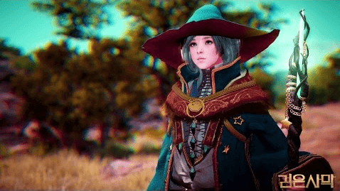 Black Desert Wizard Class Reveal Video Thumbnail