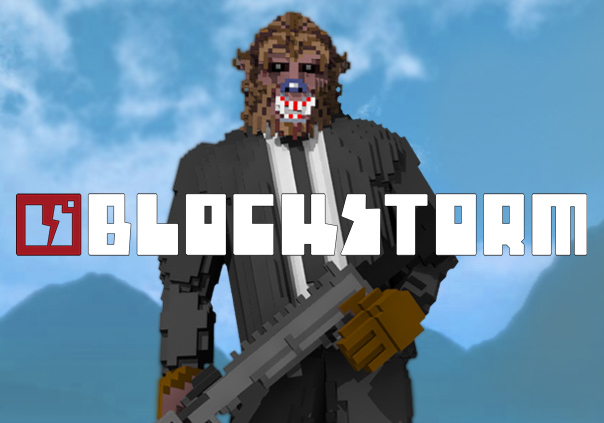 BlockStorm Game Banner