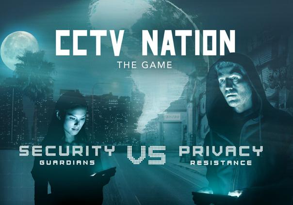 CCTV Nation Game Banner Profile