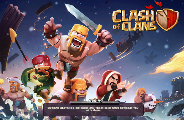 Clash of Clans Mobile Review Post Header