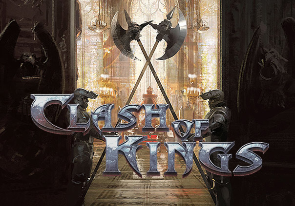 ClashofKings Game Banner