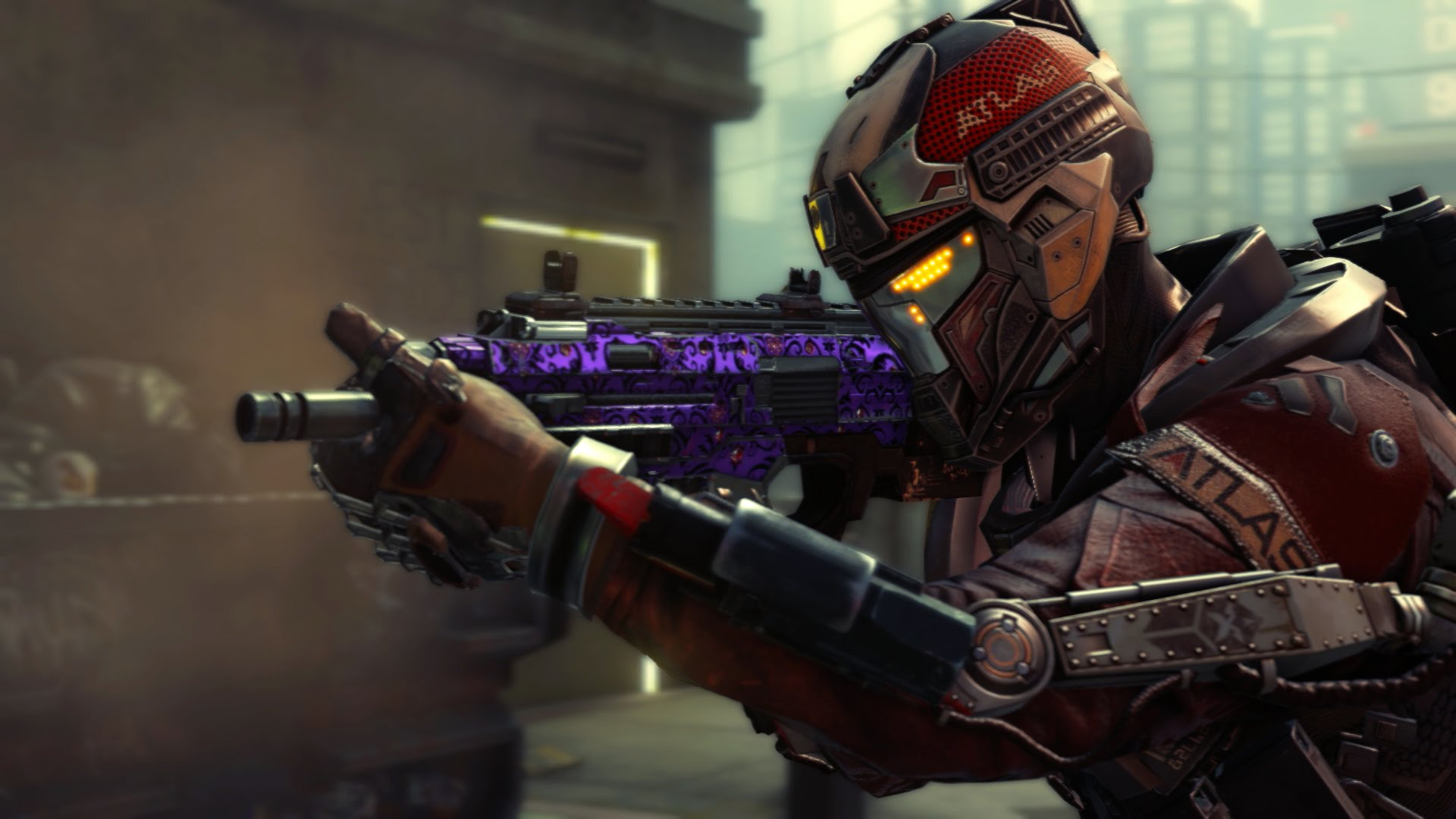 Call of Duty: Advanced Warfare: New Multiplayer Weapons & Character Gear Sets Video Thumbnail