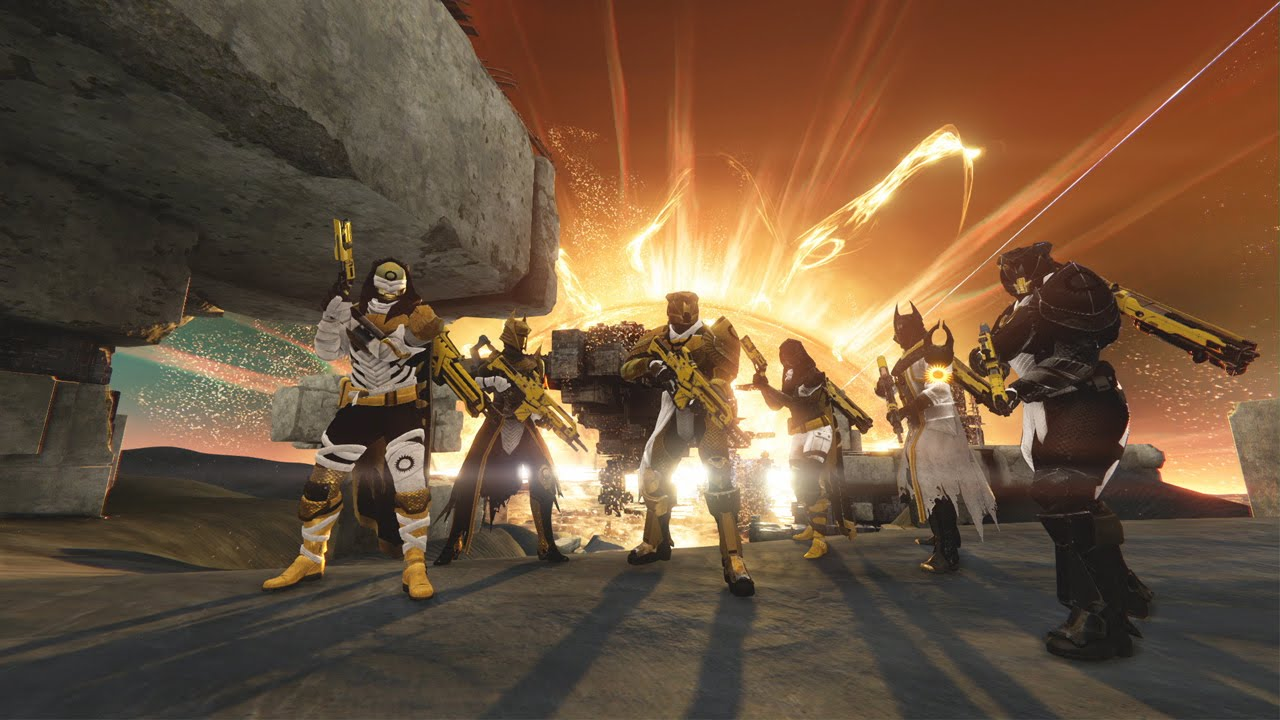 Destiny Expansion II: House of Wolves Preview Video Thumbnail