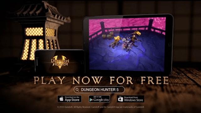Dungeon Hunter 5: Xinkashi Unleashed Trailer Video Thumbnail