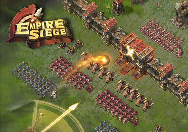EmpireSiege Game Banner
