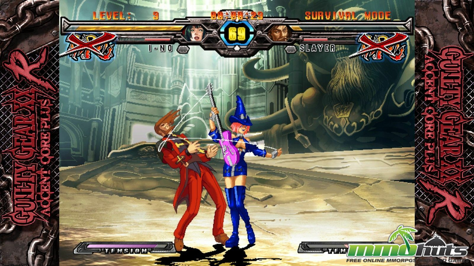 Guilty Gear XX Accent Core Plus R Steam Review