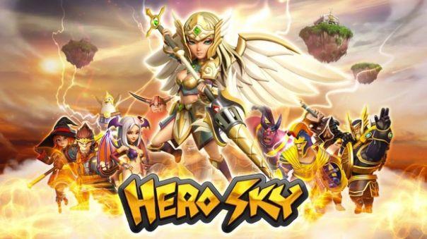 Hero-Sky Game Banner