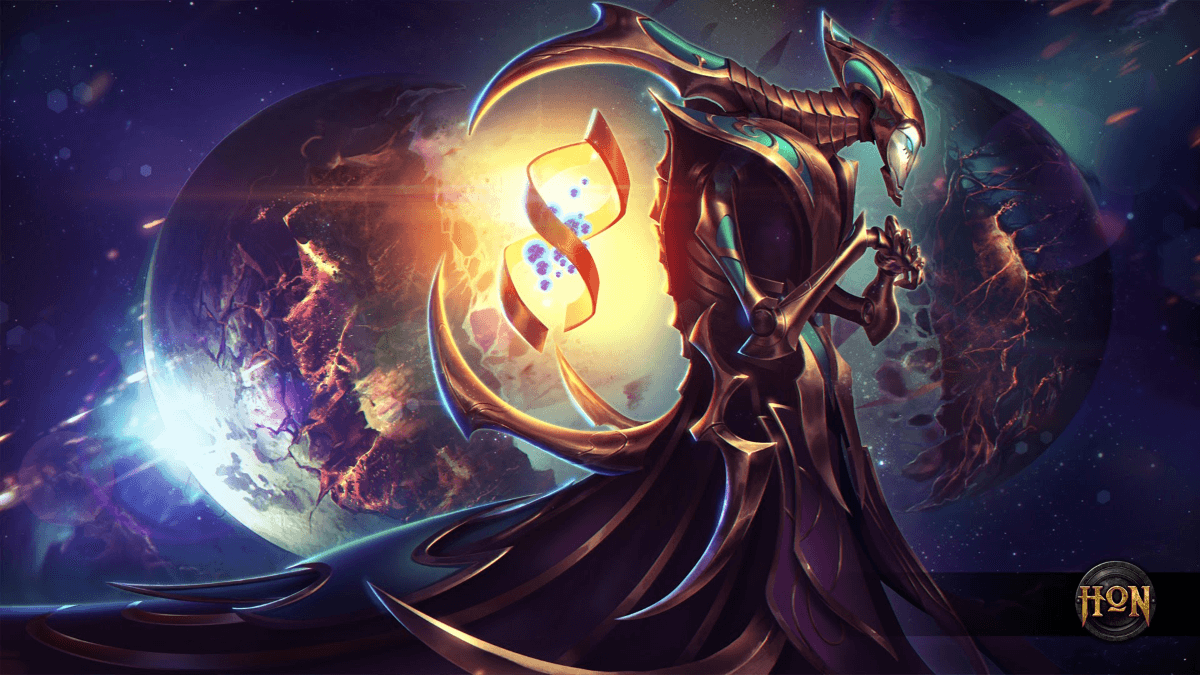 Heroes of Newerth Hero Spotlight: Parallax Video Thumbnail