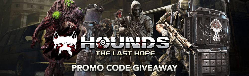 Hounds The Last Hope Promo Key