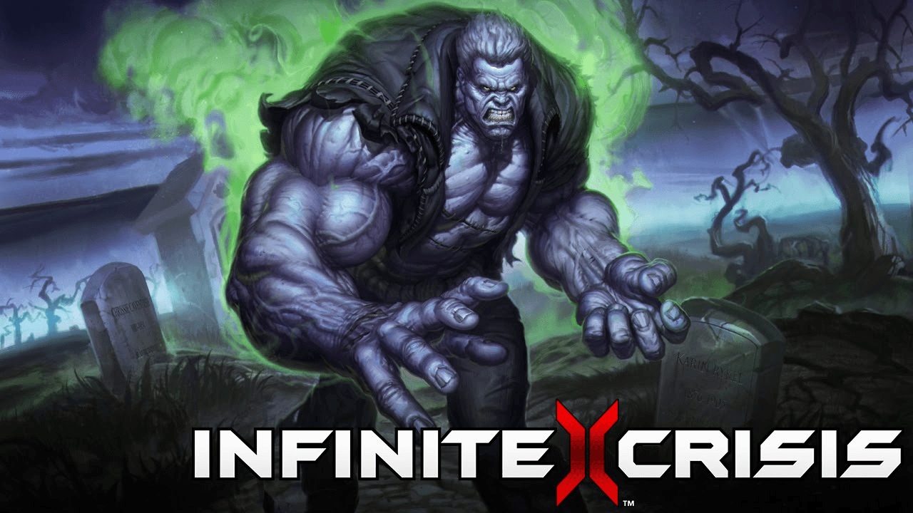 Infinite Crisis Champion Unmasked: Solomon Grundy Video Thumbnail