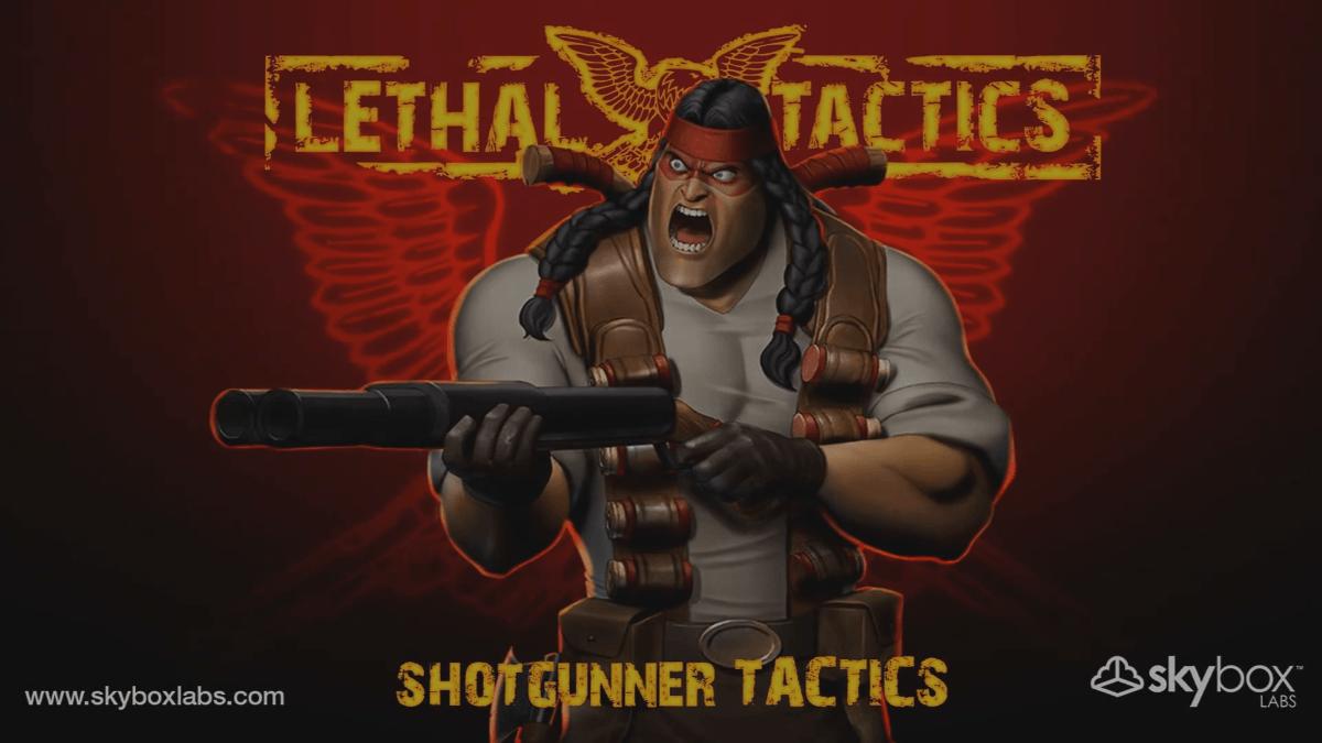 Lethal Tactics - The Shotgunner Video Thumbnail