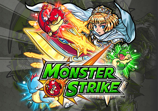 MonsterStrike Game Banner