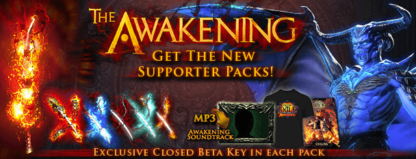 Path of Exile: The Awakening Supporter Packs Achieve Record Sales Post Header