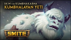 SMITE: Kumbhalayan Yeti Skin Video Thumbnail