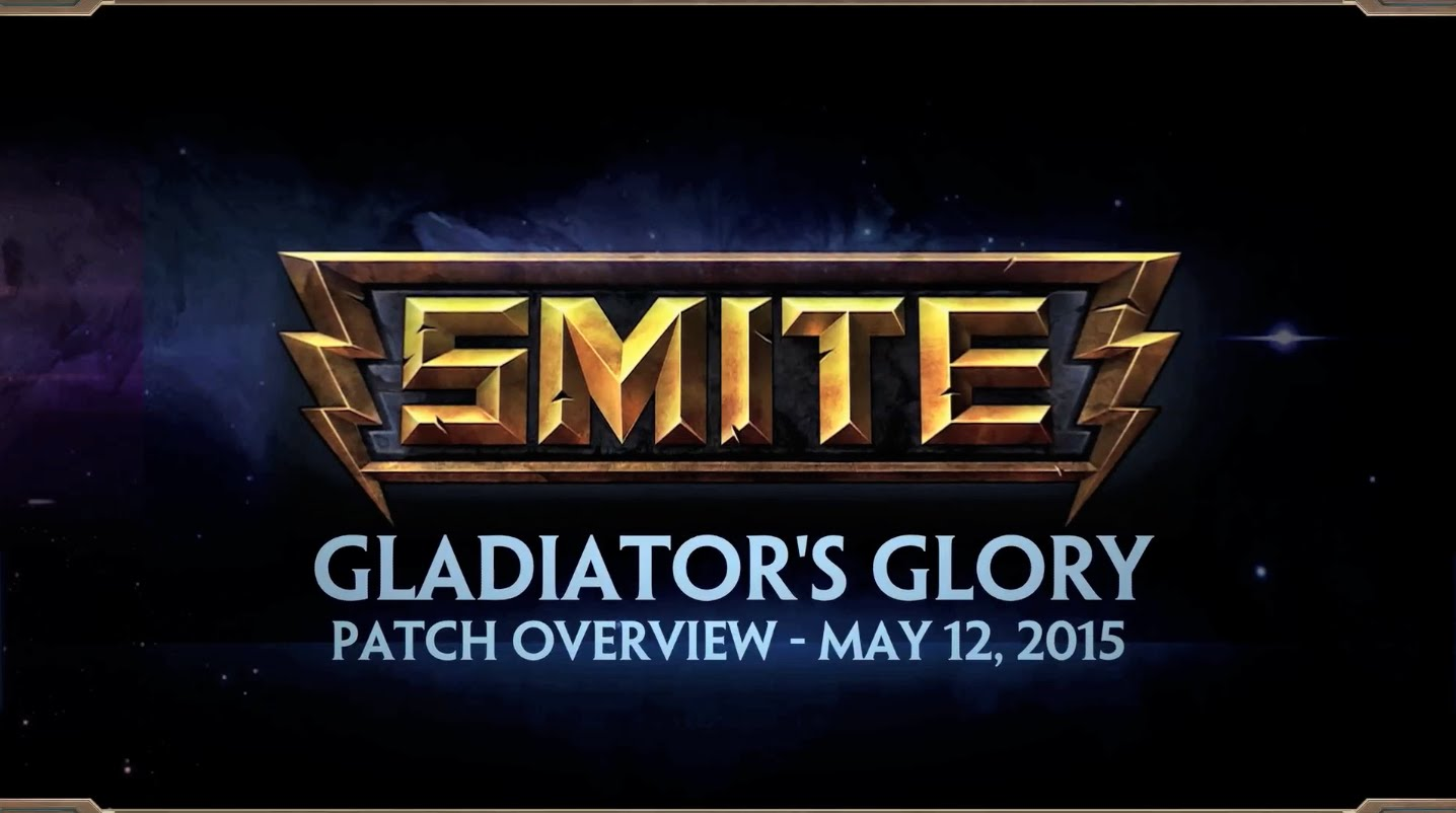 SMITE Patch Overview: Gladiator