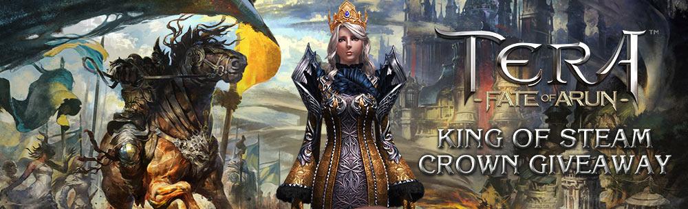 TERA Golden Crown Giveaway