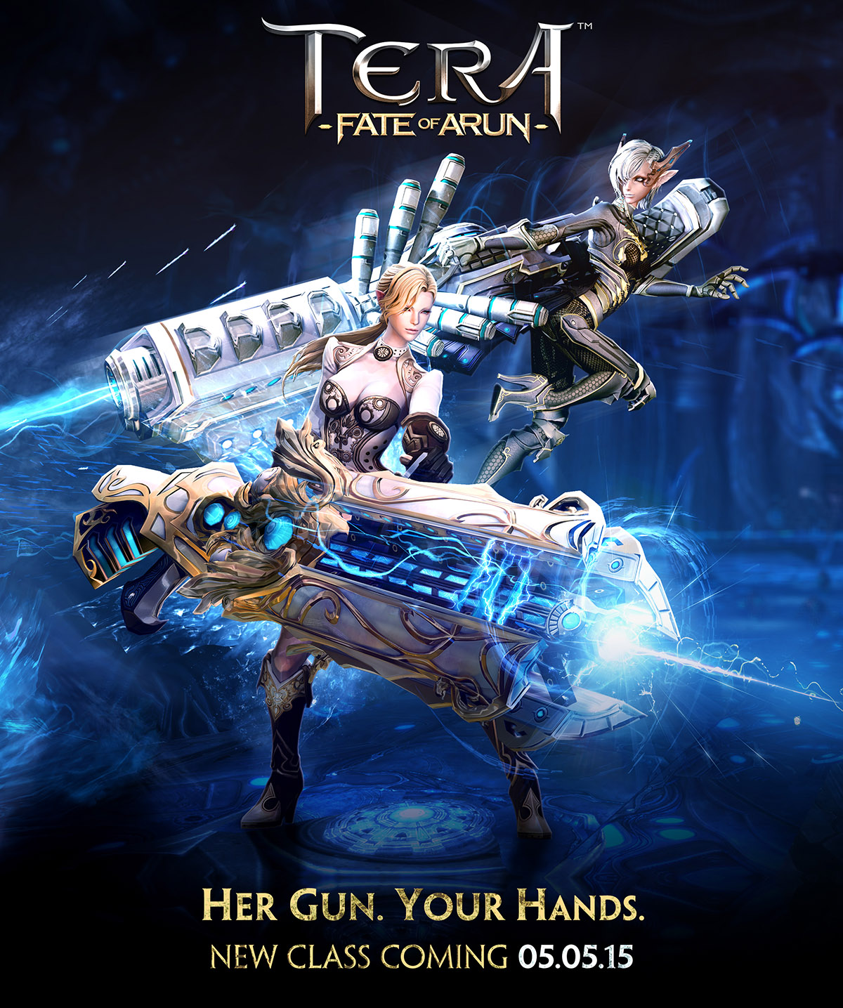 TERA Steam Launch