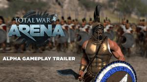 Total War: ARENA - Alpha Gameplay Trailer Thumbnail